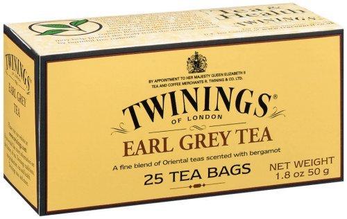 Tea Twinings Earl Grey Env Pk25