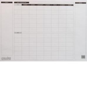 Desk Pad Refill A2 Undated 20lf Paper