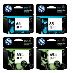 Hp 65 Tri-colour Ink Cartridge | LookAt, NZ | Free Delivery*
