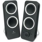 Logitech Z200 Black 2.0 Channel 5w Multimedia Speakers | 77-980-000850