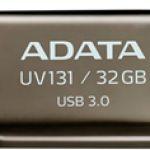 Adata Uv131 Classic Usb 3.0 16gb Chromium Grey Flash Drive   77-AUV131-16G-RGY
