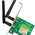 Tp-link Wn881nd Pcie Wireless Adapter N300 Detachable Antennae | 77-TL-WN881ND