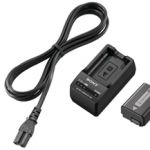 Sony Acctrw W Type Battery And Charger | 77-ACCTRW