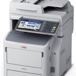 Oki Mb760dnfax 47ppm Mono Laser Mfc Printer - $150 Mta Voucher | 77-45387106