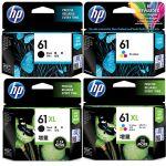 Hp 61 Black Ink Cartridge   77-CH561WA