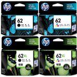 Hp 62 Black Ink Cartridge | 77-C2P04AA