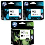 Hp 901 Black Ink Cartridge   77-CC653AA