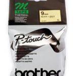 Brother Mk-221 9mm X 8m Black On White M Label Tape | 77-MK221