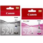 Canon Cli521bk Black Ink Cartridge | 77-CLI521BK