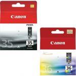 Canon Pgi35bk Black Ink Cartridge | 77-PGI35BK