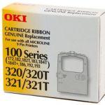 Oki Black Ribbon Ml184t/ml320/ml321 | 77-44641501
