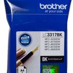Brother Lc3319xlbk Black High Yield Ink Cartridge | 77-LC3319XLBK
