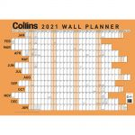 Collins Wallplanner A3 Laminated Odd Year | 61-150671