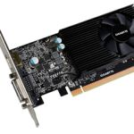 Gigabyte Gv-n1030d5-2gl Gt1030 2gb Gddr5 Pcie Graphics Card | 77-GV-N1030D5-2GL