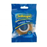 Sellotape 1100 Cellulose Tape 12mmx33m | 61-1721258