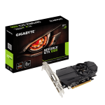 Gigabyte GV-N1050OC-2GL GTX1050 2GB GDDR5 PCIE LP Graphics Card | 77-GVN956