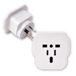 Sansai Inbound Travel Adapter - Us/uk/eu To Au/nz Plug | 77-STV-8N