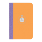 Flexbook Smartbook Notebook Pocket Ruled Orange/purple | 68-2100058