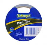 Sellotape Economy Duct Tape 48mm X 10m | 61-2375299