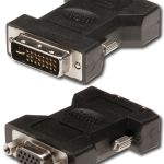Digitus Dvi-i (m) To Vga (f) Adapter | 77-AK-320504-000-S