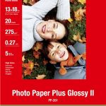 Canon Gp5014x6 6x4 Glossy Photo Paper 210gsm 50 Sheets | 77-GP5014X6