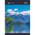 Collins Diary A51 Nz Majestic Landscapes Odd Year Multipack | 61-438630