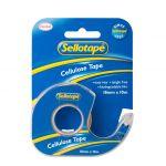 Sellotape 3264 Cellulose Tape On Dispenser 18mmx10m 1 Unit | 61-1097652