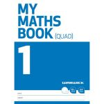 Warwick Fsc Mix 70% My Maths Book 1 10mm Quad 64 Page | 61-113217