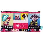 Spencil Woof Rectangle Pencil Case 300 X 170mm | 61-113474