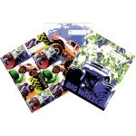 Spencil Big Wheels Ii Book Cover 1b5 Pack 3 Assorted | 61-113555