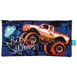 Spencil Rectangle Pencil Case 34x17cm Big Wheelz | 61-113581