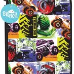 Spencil Hardhead Pencil Case 200x160 Big Wheelz | 61-113590