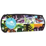 Spencil Barrel Pencil Case 21x8cm Big Wheelz | 61-113597
