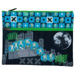 Spencil Skate Paint Pencil Case A4 2 Zip | 61-113712