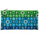 Spencil Skate Paint Rectangle Pencil Case 300 X 170mm   61-113714
