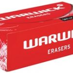 Warwick Single Eraser Small | 61-117368