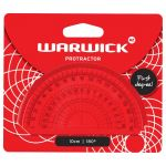 Warwick Protractor 10cm 180 Degrees | 61-117380