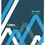 Collins Notebook Sp35 Top Opening 77x125mm 7mm 36 Leaf | 61-120329