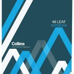 Collins Notebook Wiro Small Polyprop Top Opening 88x148mm 48 Leaf | 61-120453