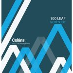Collins Notebook Wiro Polyprop Reporters 200x127mm 100 Leaf | 61-120455