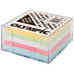 Olympic Memo Cube Half Height Complete | 61-120500