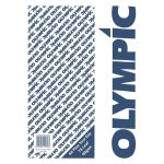 Olympic Pad A4 Plan Your Day 75 Leaf 60gsm   61-120559