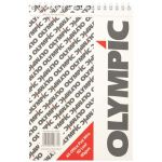 Olympic Pad A5 Wiro Office 50 Leaf 80gsm | 61-120650