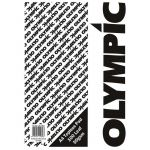 Olympic Topless Pad A4 100 Leaf 50gsm | 61-120651