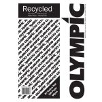 Olympic Topless Pad A4 Recycle 160 Pages 60gsm | 61-120667