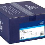 Croxley Envelope Dle Tropical Seal Box 500 | 61-133005