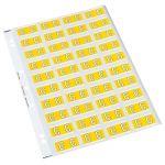 Codafile Label Alpha C 25mm Pack 5 Sheets   61-162552