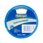 Sellotape Exterior Mask 18mm X 50m | 61-1985723