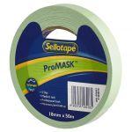 Sellotape 5840 Promask 18mm X 50m | 61-1996863