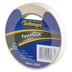 Sellotape 5810 Gp Fastmask 18mmx50m | 61-1997319